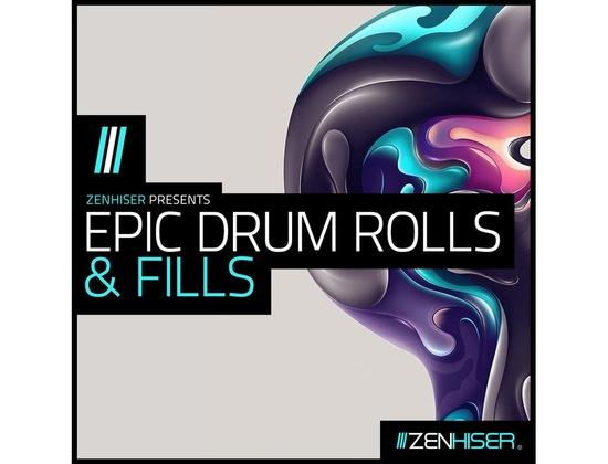 Zenhiser Epic Drum Rolls & Fills