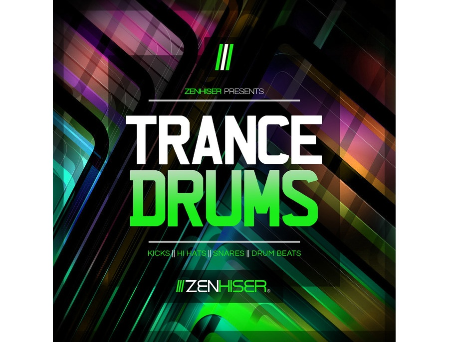 Zenhiser Trance Drums