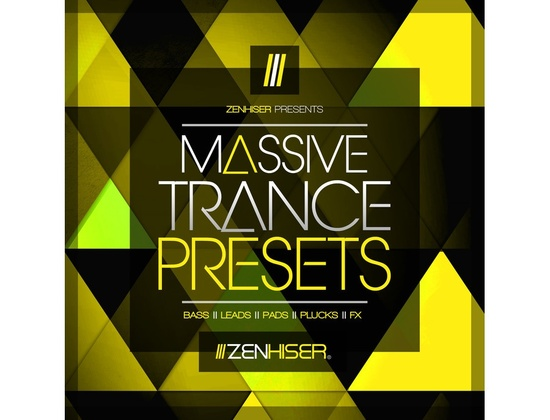 Zenhiser Massive Trance Presets