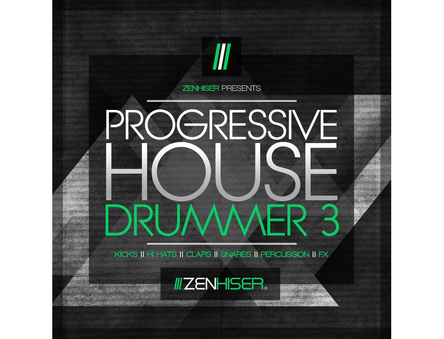Zenhiser Progressive House Drummer 3