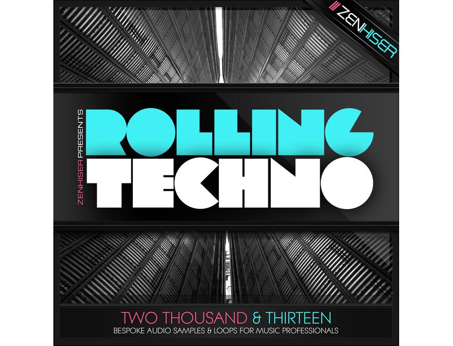 Zenhiser Rolling Techno
