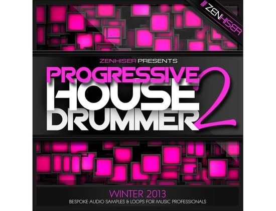 Zenhiser Progressive House Drummer 2