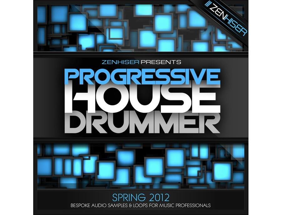 Zenhiser Progressive House Drummer