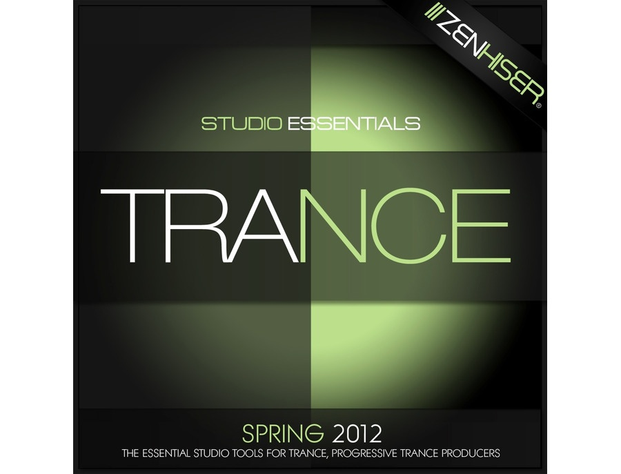 Zenhiser Studio Essentials - Trance