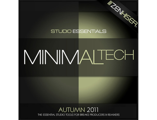 Zenhiser Studio Essentials - Minimal Tech
