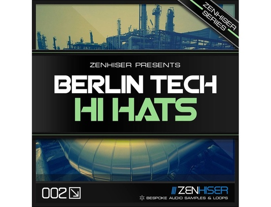 Zenhiser Berlin Tech Hi Hats 02