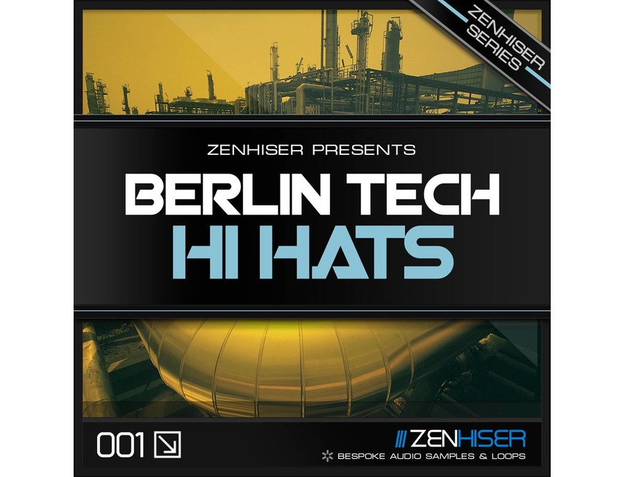 Zenhiser Berlin Tech Hi Hats 01