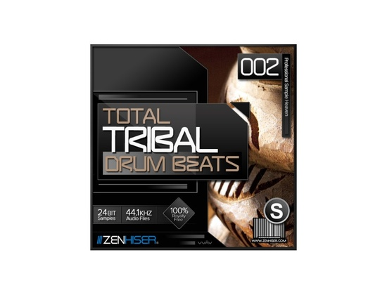 Zenhiser Total Tribal Beats Vol. 2