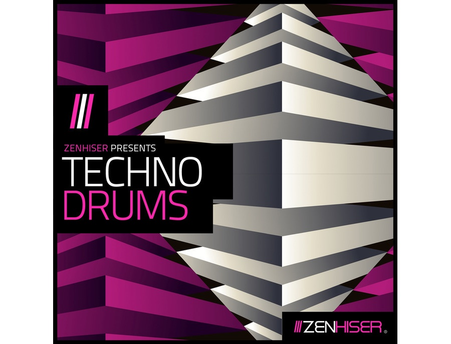 Zenhiser Techno Drums