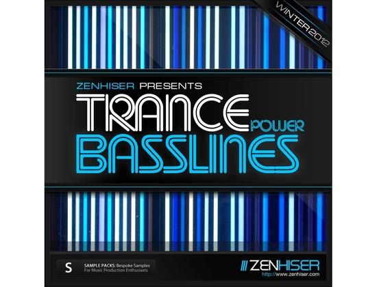 Zenhiser Trance Power Basslines