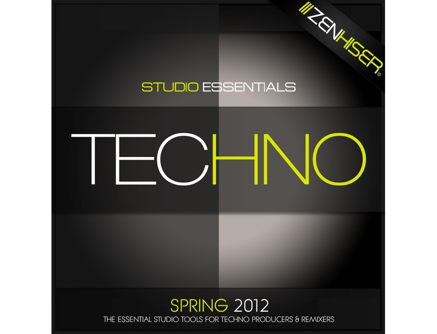 Zenhiser Studio Essentials - Techno