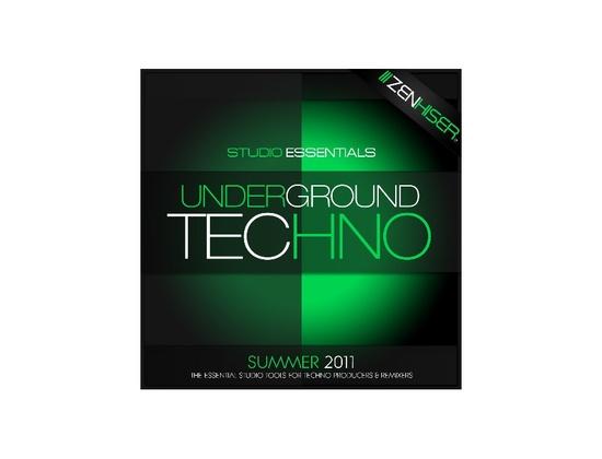 Zenhiser Studio Essentials - Underground Techno