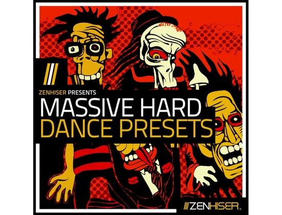 Zenhiser Massive Hard Dance Presets