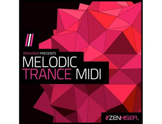 Zenhiser Melodic Trance MIDI