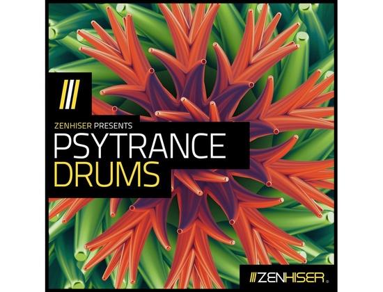 Zenhiser Psytrance Drums