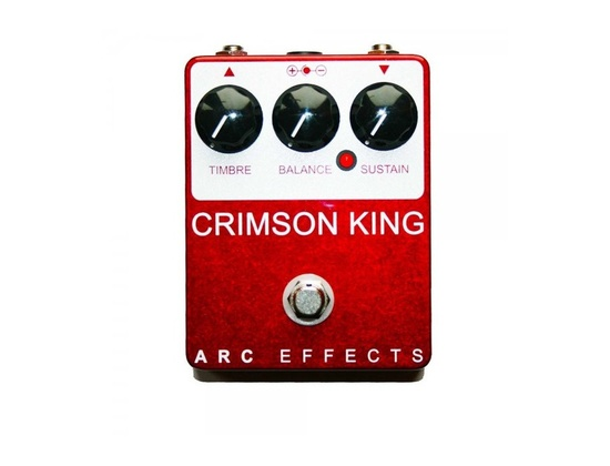 Arc Effects Crimson King Fuzz Pedal