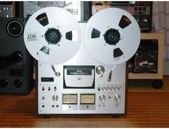 Akai GX-630D Tape Recorder