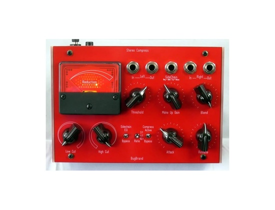 Stereo Compress Bugbrand