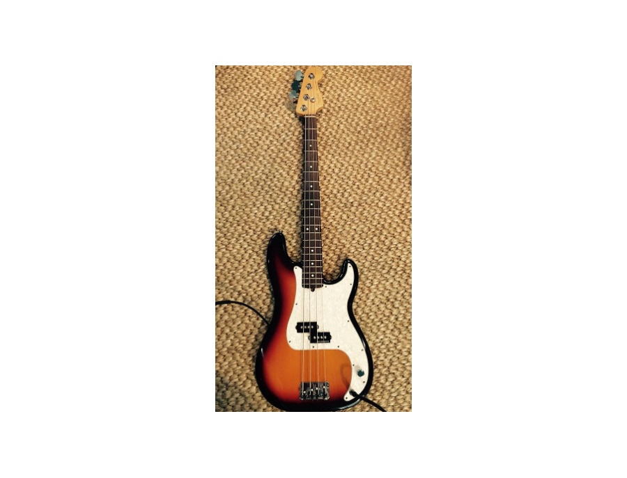 Mark Hoppus\'s Fender Precision Bass Simplified Controls | Equipboard®
