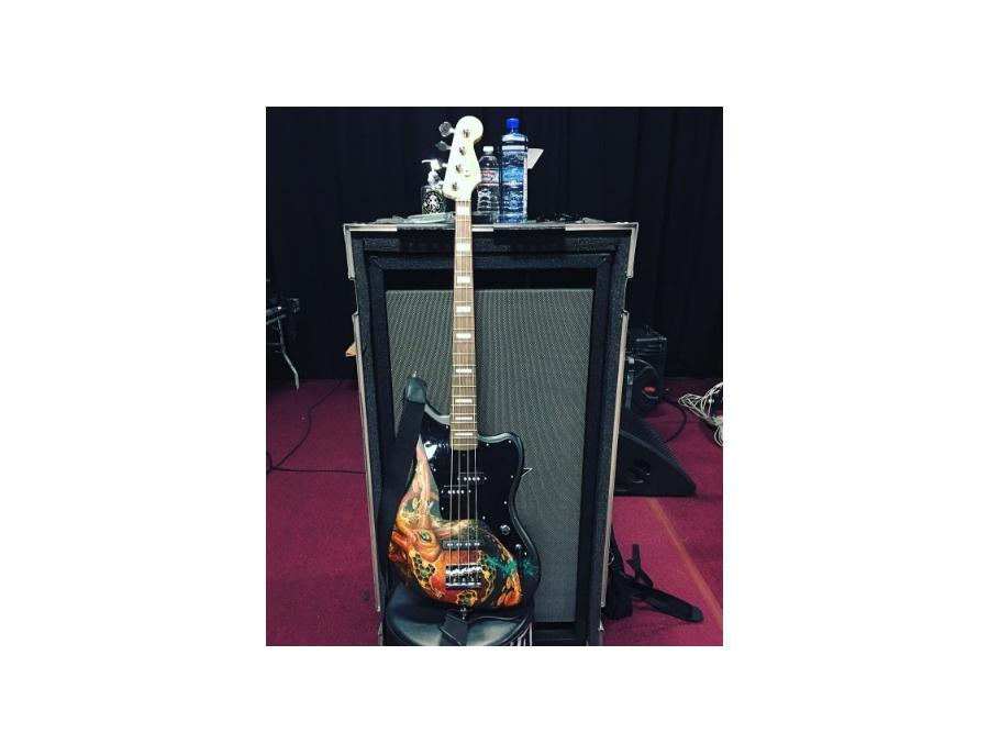Fender Jaguar Custom Mark Hoppus