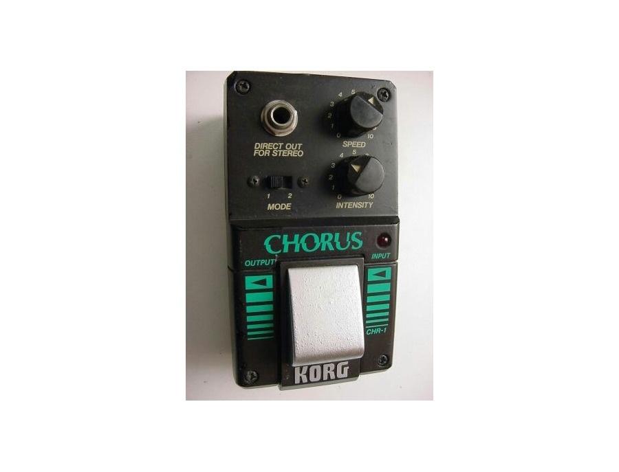 Korg Chorus CHR-1