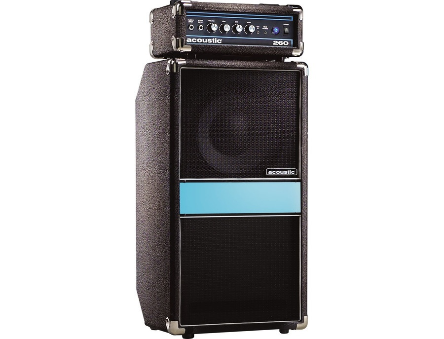 Acoustic 260 Bass Amp