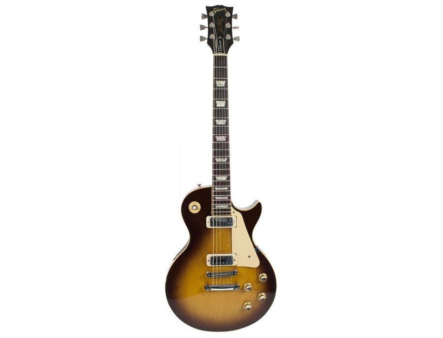 78 Gibson Les Paul Deluxe