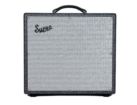 Supro Black Magick Guitar Combo Amplifier 112