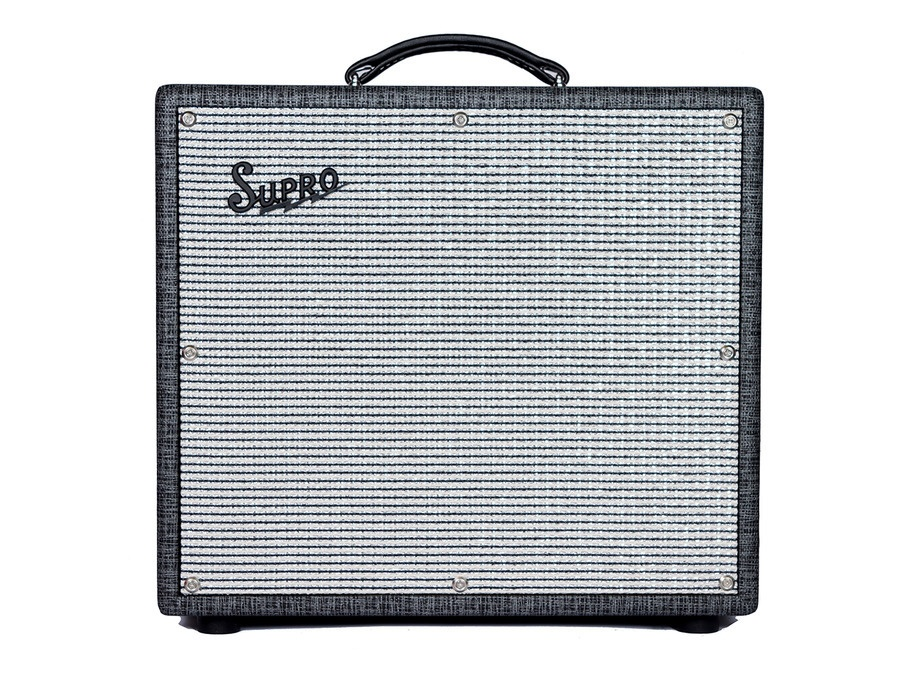 Supro Black Magick Guitar Combo Amplifier 112