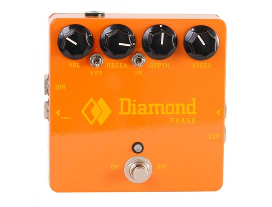 Diamond Phase Pedal