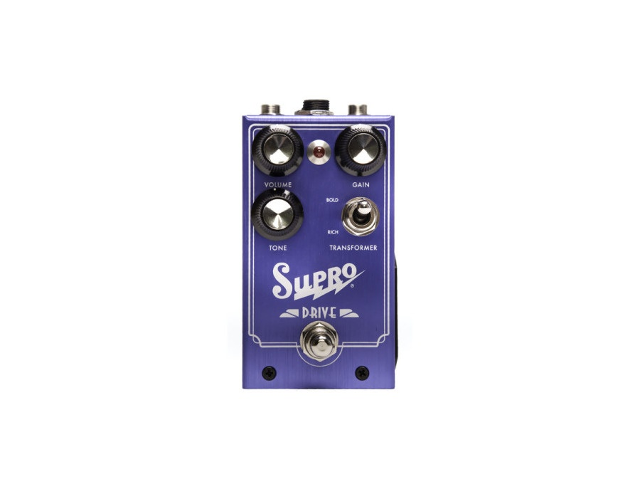 "Supro 1305 ""Drive"" Pedal"