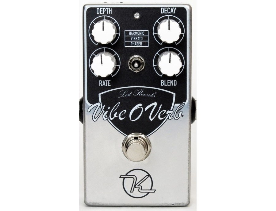 Keeley Vibe-O-Verb Effects Pedal