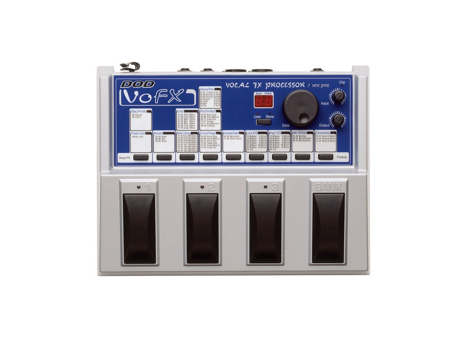 DOD VoFX Vocal FX Processor