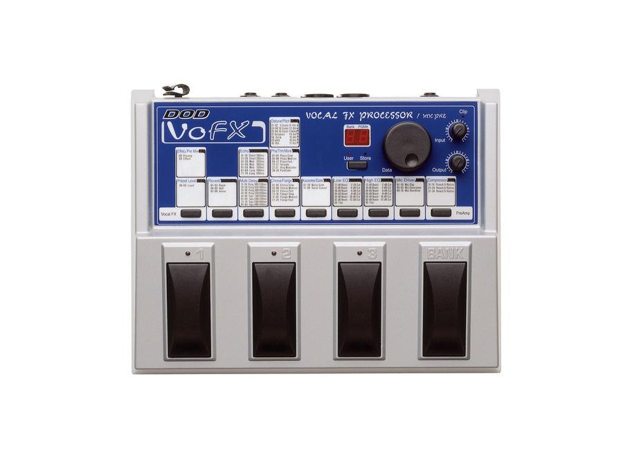 DOD VoFX Vocal FX Processor