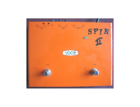 Voce Spin II Rotary Speaker Simulator