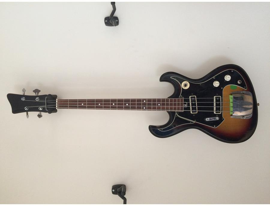 Kinor 70's bass