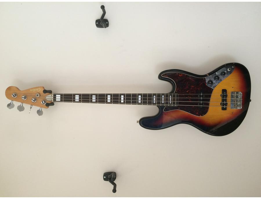 Custom 70's jazz bass
