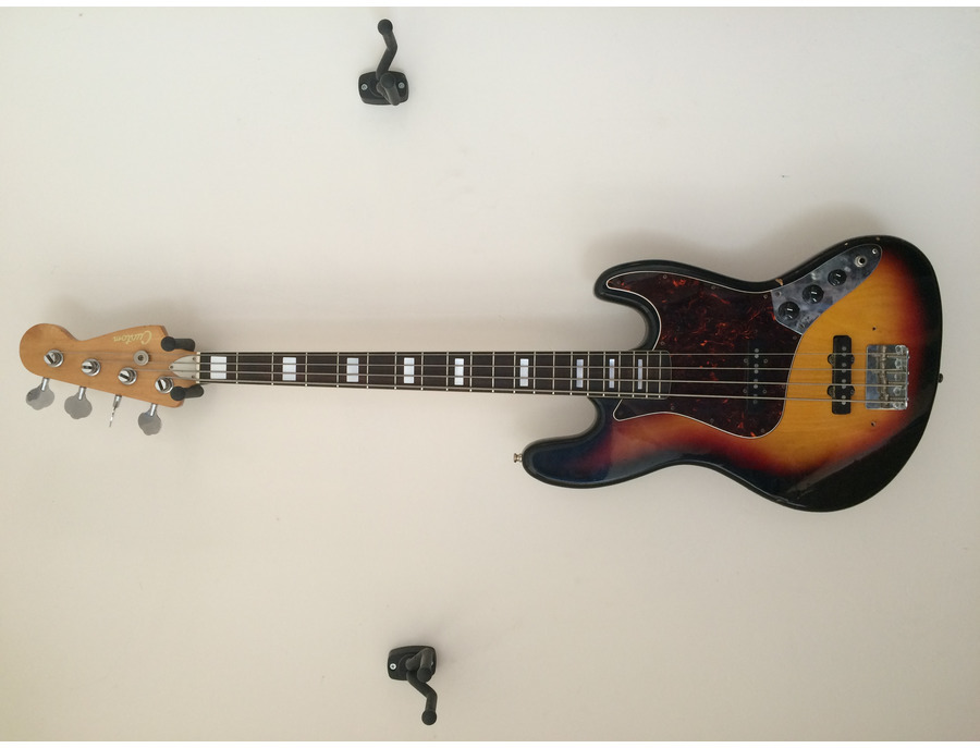 Custom 70's jazz bass