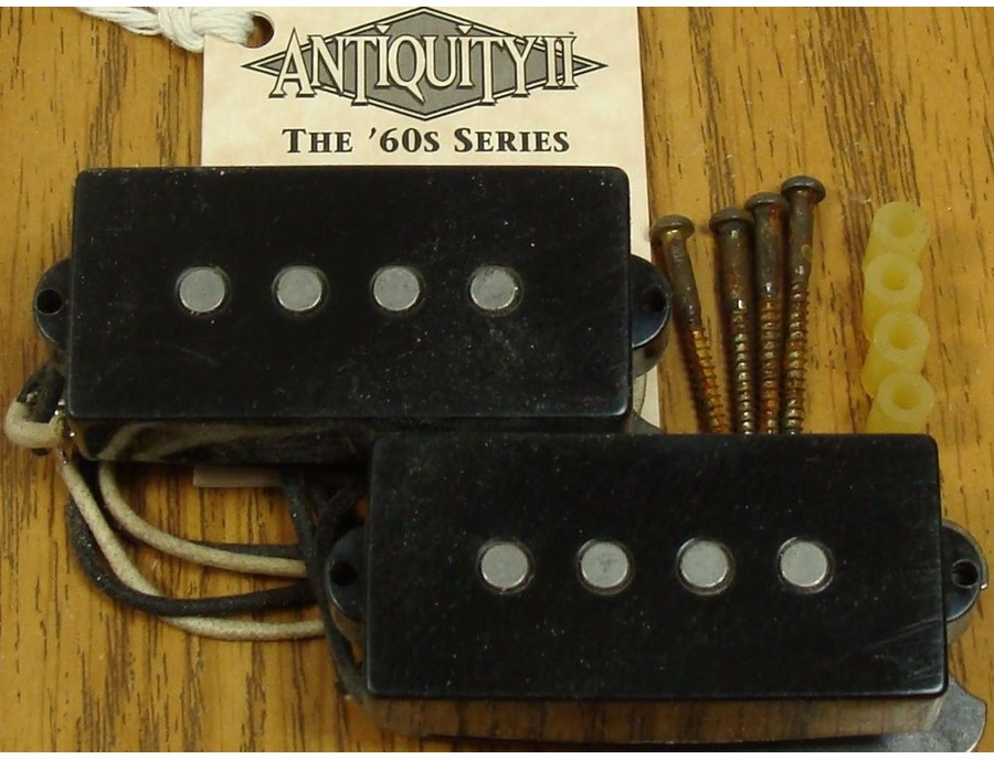 Seymour Duncan Antiquity II 60s Pride for P Bass PICKUP SET Fender Precision