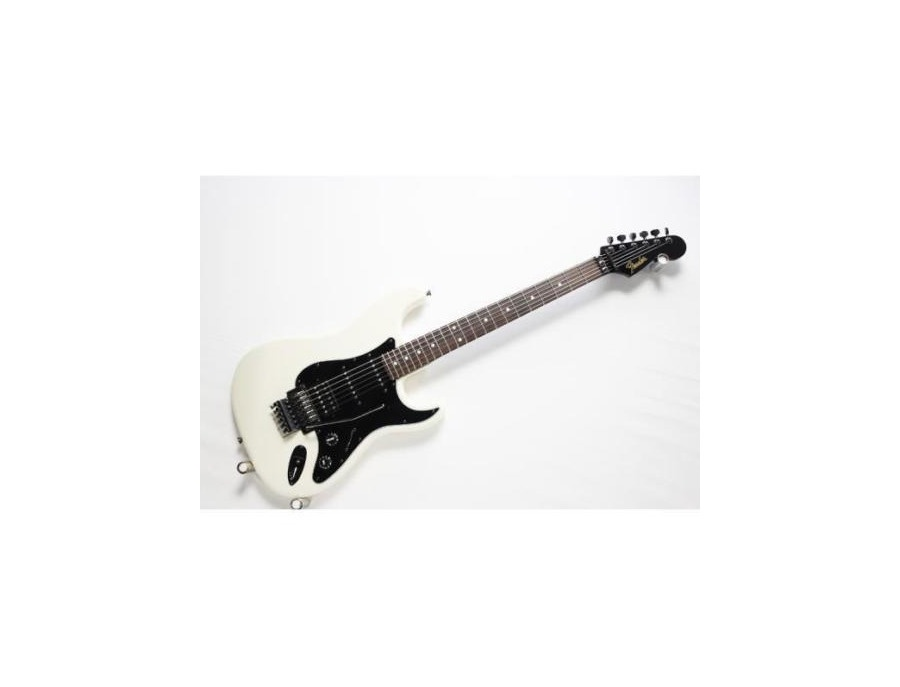 Fender ST62-FR (White)