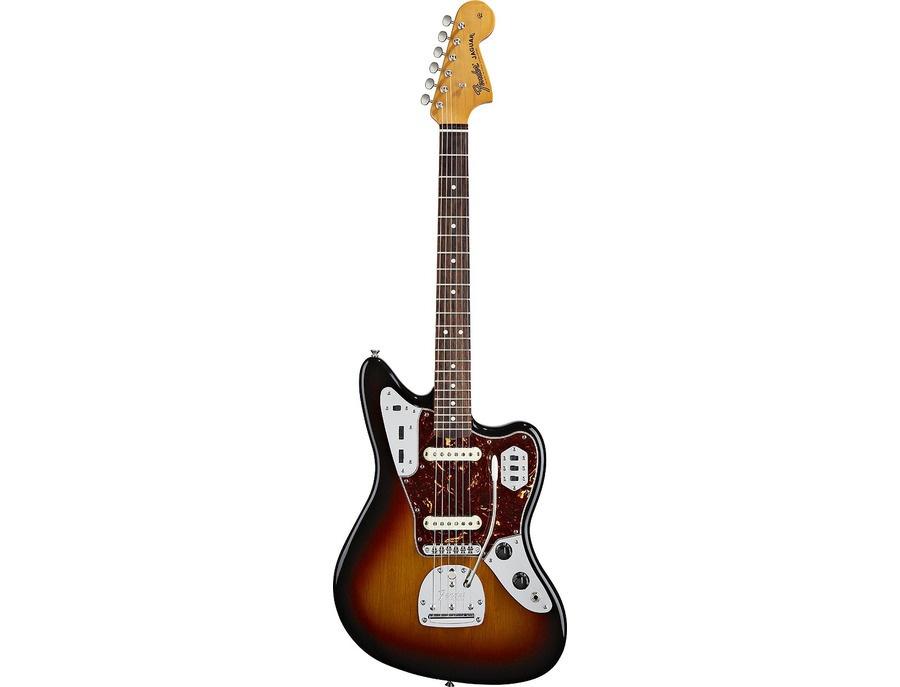 Fender Classic Player Jaguar Special RW 3 Tone Sunburst