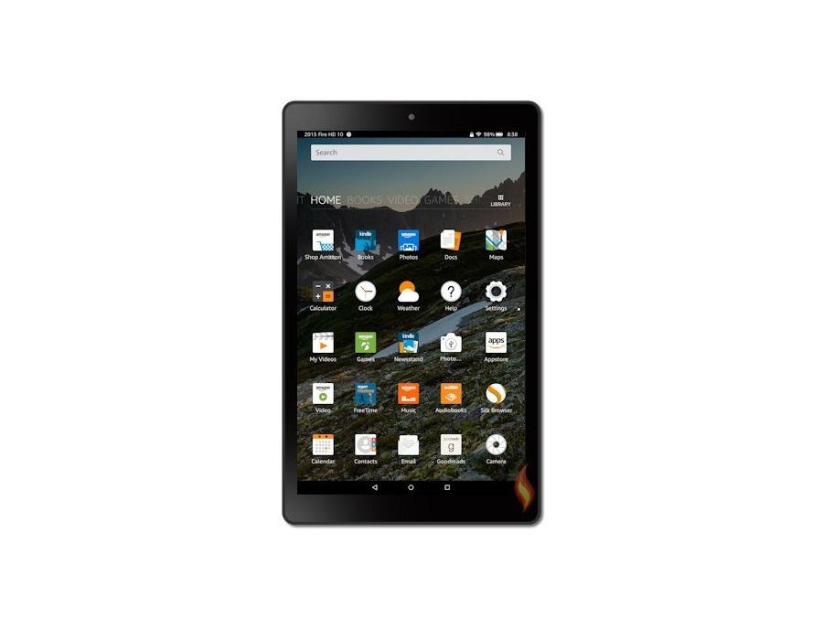 Kindle Fire HD 10