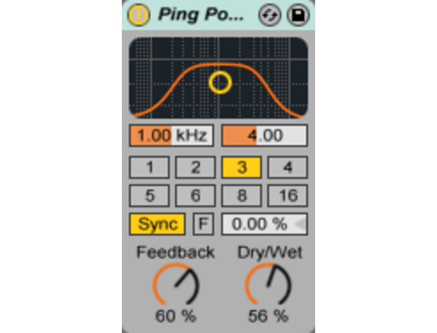 Ableton ping pong delay plugin xl