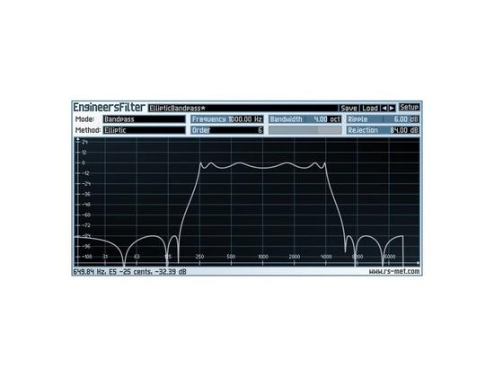 RS-MET Engineers Filter