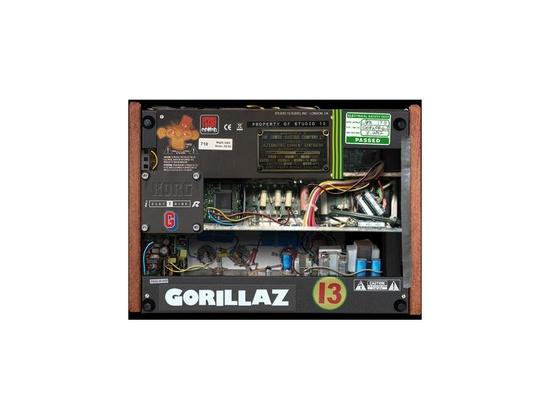 KORG iELECTRIBE (Gorillaz Edition) App for iPad