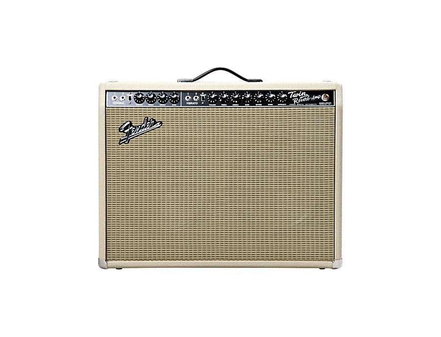 Fender '65 Twin 40th Anniversary Guitar Amplifier