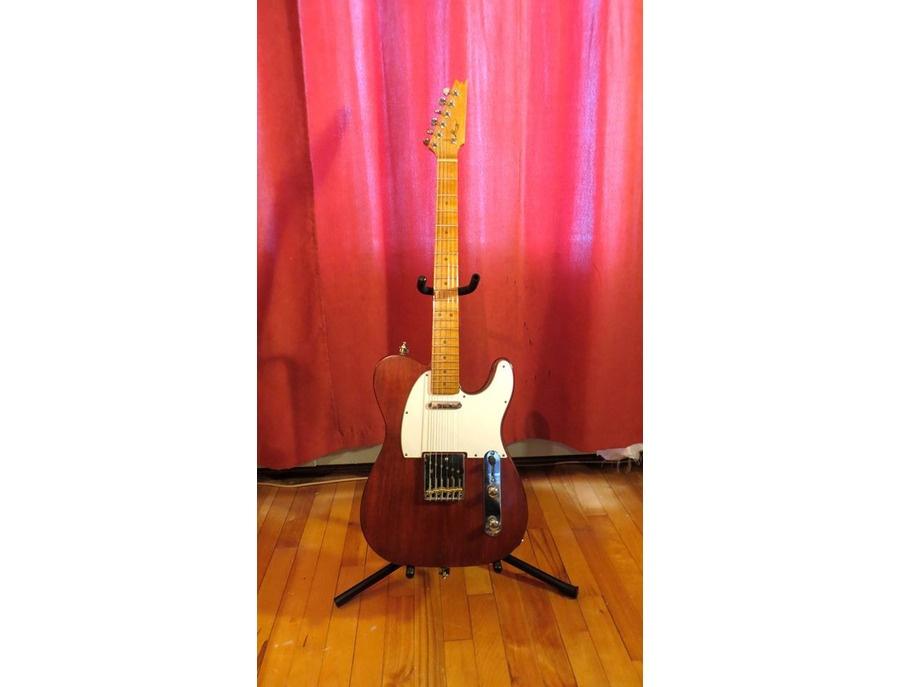 Bergy Guitars Telecaster
