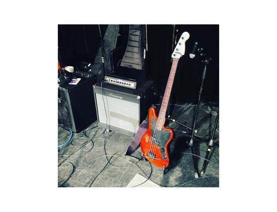 Fender Jaguar Bass Custom