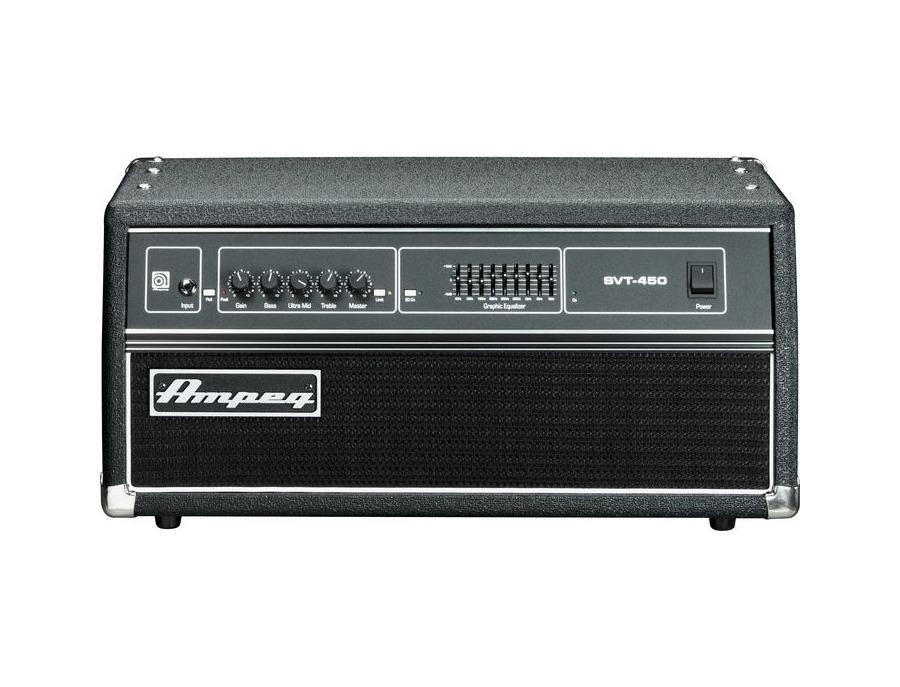 Ampeg SVT450H-450W Classic Series Head