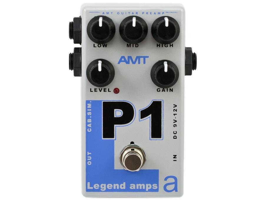 AMT Electronics P1 Legend Amps ( Peavey 5051 Amp )